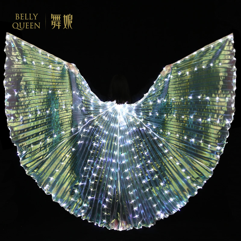 Led Belly Dance Isis Wing For Ladies More Colors