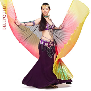 Belly Dance Isis Wing For ladies More Colors