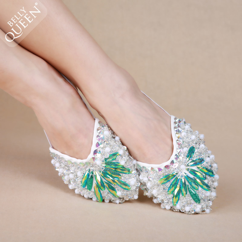 Belly Dance Shoes For Ladies